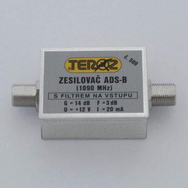 TEROZ zesilovač 1090 MHz