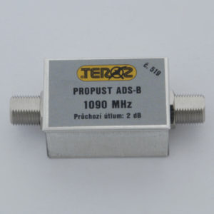 TEROZ propust 1090 MHz