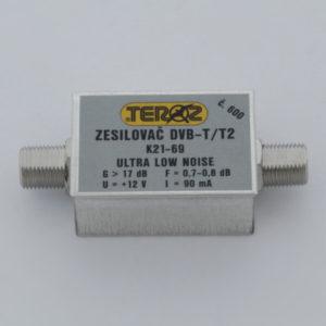 TEROZ ultra low noise amplifier
