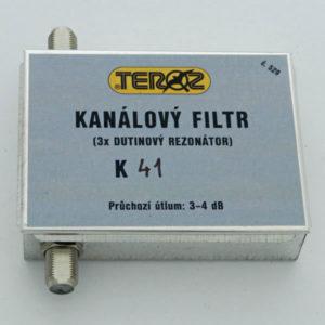 TEROZ tříobvodový filtr 529