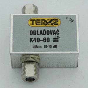 TEROZ odlaďovač K40-60