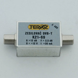 TEROZ zesilovač DVB-T 465