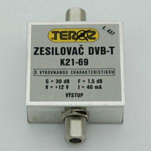 TEROZ zesilovač DVB-T 437