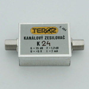 TEROZ zesilovač DVB-T 494