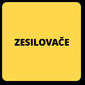 Zesilovače - (Pre)Amplifiers