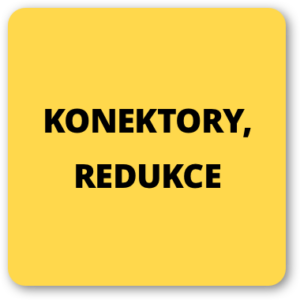 Konektory, redukce
