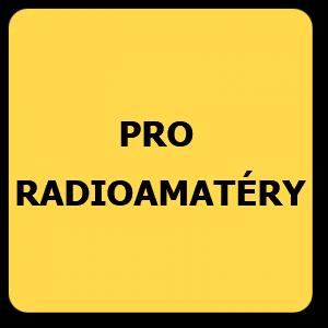 Pro radioamatéry - For Radioamateurs